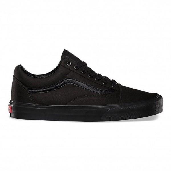 Vans Old Skool Black/Black VD3HBKA