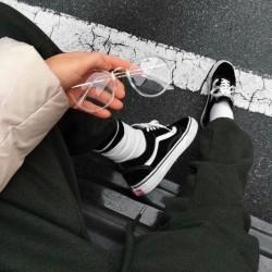 Обзор Vans Old Skool Black/White VD3HY28