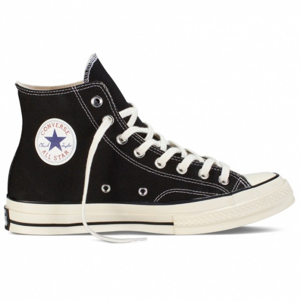 Converse Chuck Taylor All Star '70 Black Hi 142334