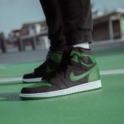 Обзор Nike Air Jordan 1 Retro High OG Pine Green 555088-030