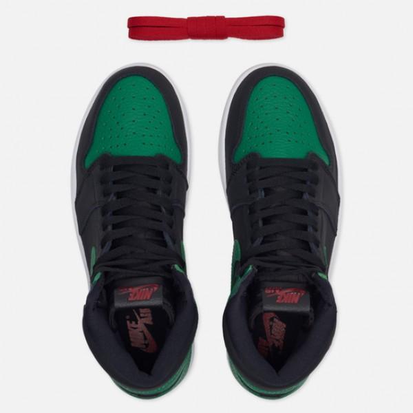 Nike Air Jordan 1 Retro High OG Pine Green 555088-030
